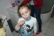 Myjemy zęby