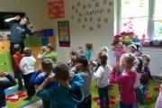 Taneczne zajęcia