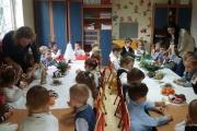 Wigilia w przedszkolu