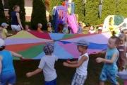 Zabawy w ogrodzie