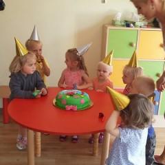 Urodziny Laurki