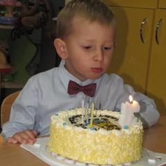 Maksiu skończył 3 lata!