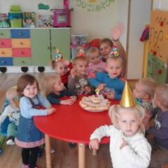 Urodziny Kacperka