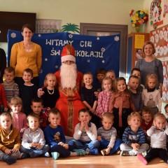 Święty Mikołaj w Słoneczku w Limanowej
