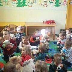Dzień Pluszowego Misia w Naszym Przedszkolu