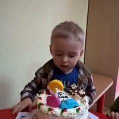 Drugie urodziny Marcela