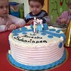 Urodziny Zachariasza