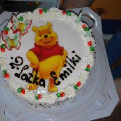 Urodziny Emilki