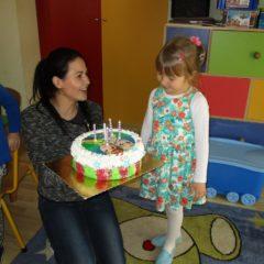 Urodziny Julci, Igorka, Ani, Maciusia, Marcinka, Emilki i Stasia